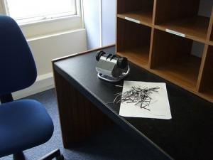 Desk-top Library Machine
